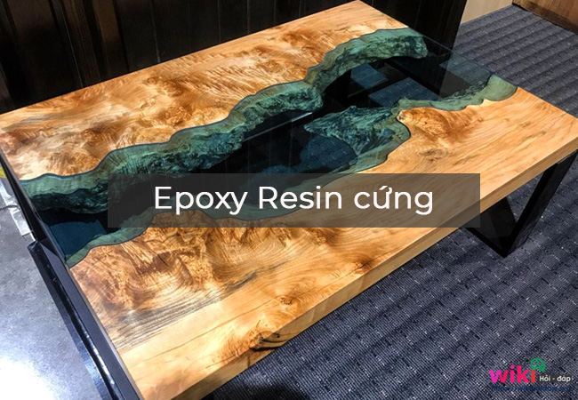 Epoxy Resin cứng (Hard TYPE)