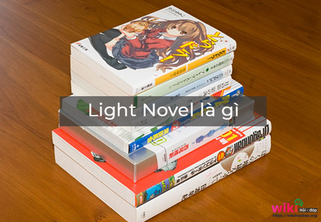 Light Novel là gì?