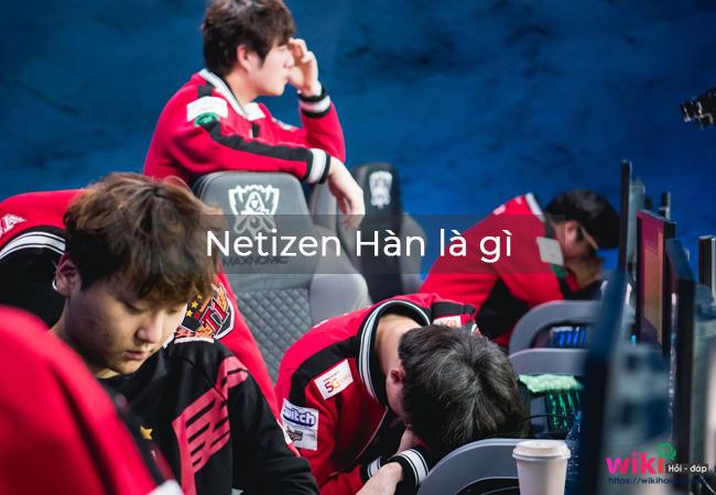 Netizen là gì? Cộng đồng Netizen Hàn và Cybercitizens Mạng lưới Netizen