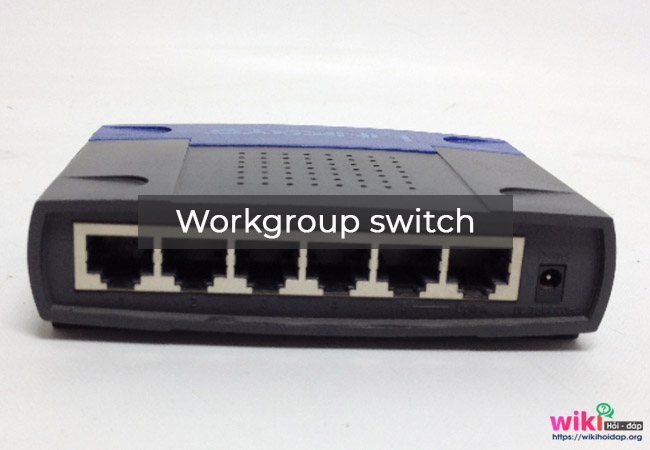 Workgroup switch